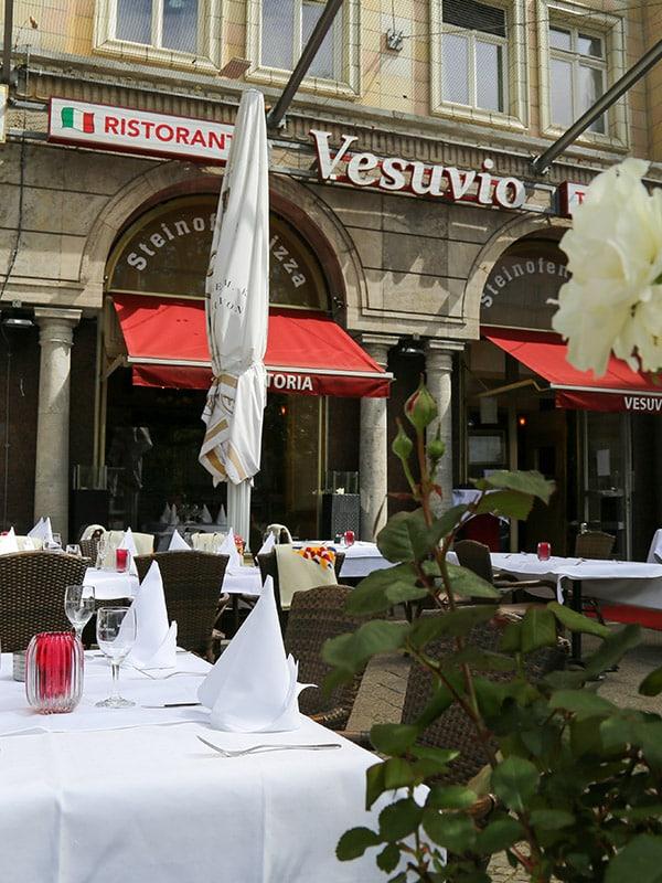 Italienisches Restaurant Friedrichshain