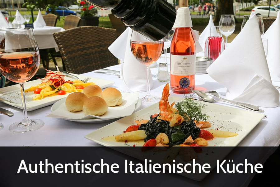 Italienische Küche Berlin